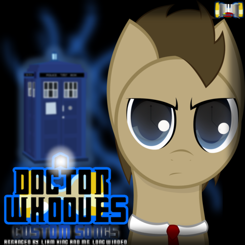 Default doctor whooves custom songs   album art re try