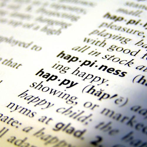 Default happiness