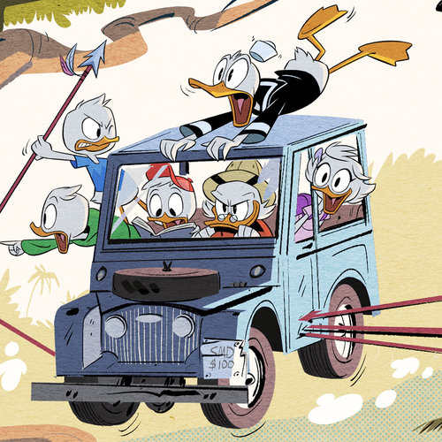 Default ducktales preview image
