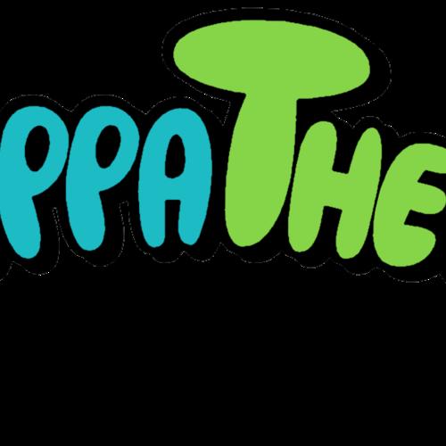 Default parappa the rapper  logo