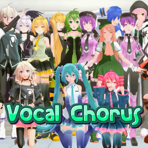 Default vocal chorus wallpaper 1