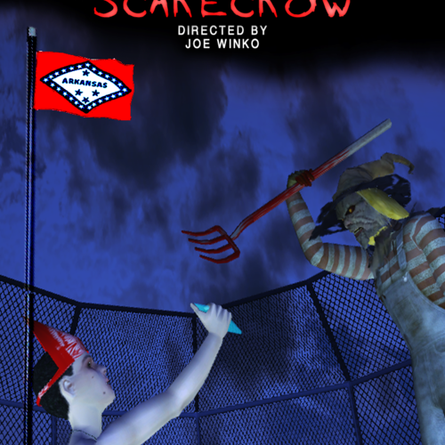 Default call of the scarecrow official poster sims 2