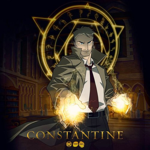 Default constantine animatedseries