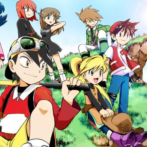 Casting Call Club : Pokemon Adventures Manga Fandub