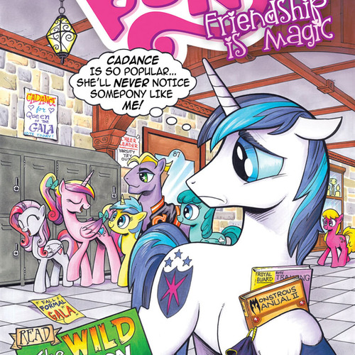 Default mlp comic 12 cover a
