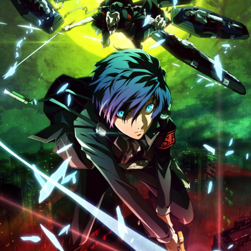 Default persona 3 the movie  1 poster