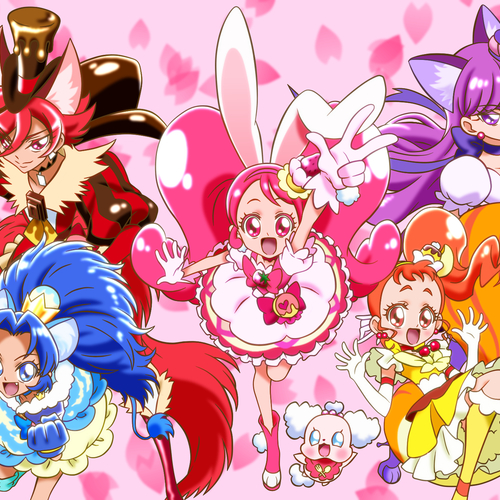 Default kirakira precure.a.la.mode.full.2072386