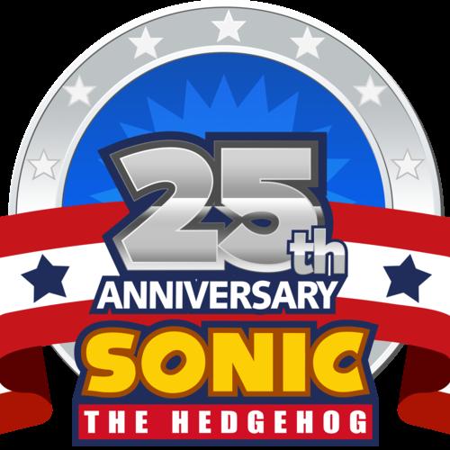 Default sonic s 25th anniversary 2016 logo by nuryrush d9ltvks