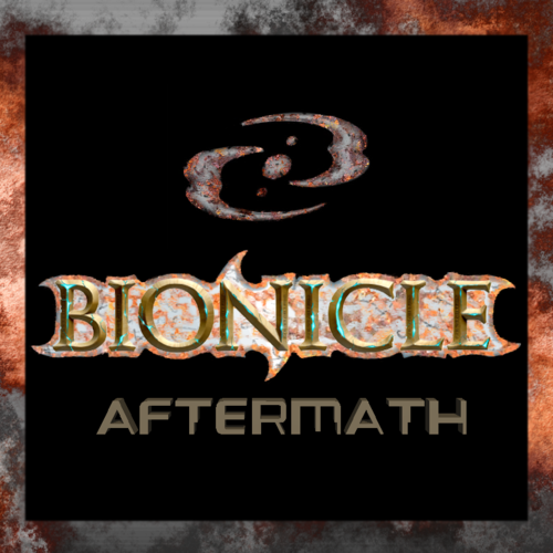 Default bionicle aftermath cover
