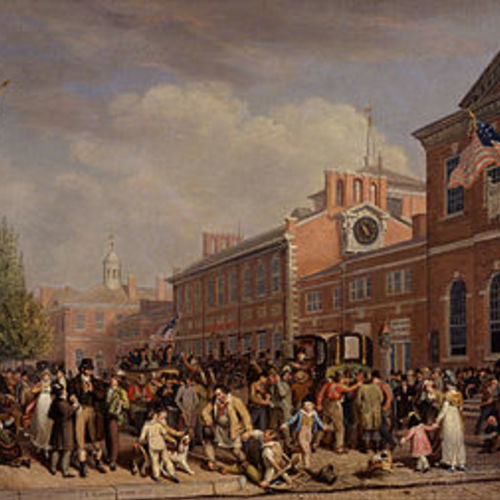 Default 390px election day 1815 by john lewis krimmel