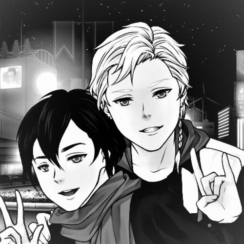 Default anime couple