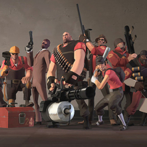Default tf2 group