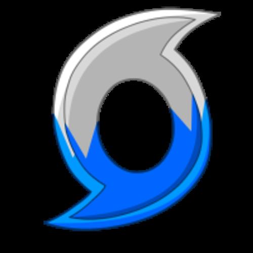 Default retro s icon
