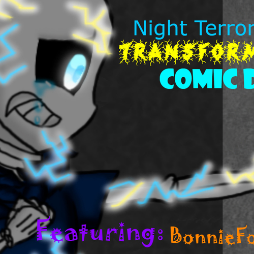 Default night terror sans s transformation thumbnail