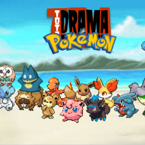 Default total drama pokemon