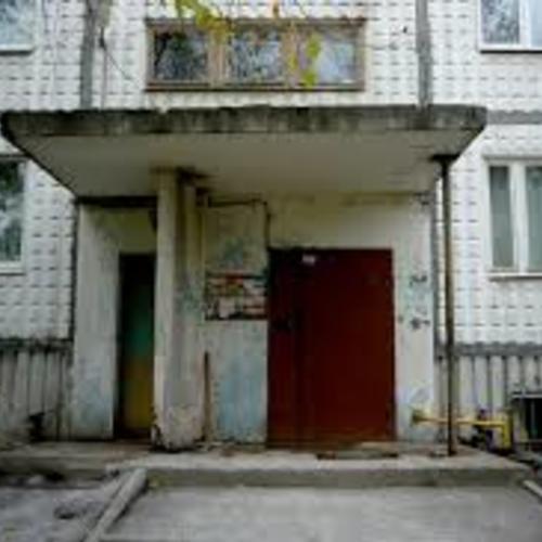 Default soviet apartment block