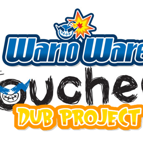 Default warioware touched  dub project logo