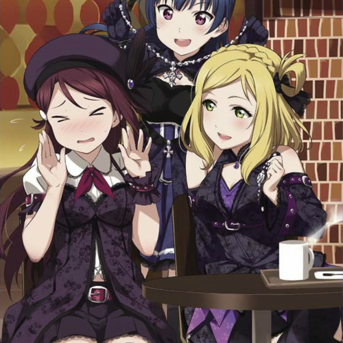Default guilty kiss