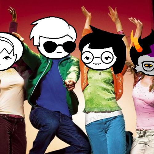 Default homestuck musical