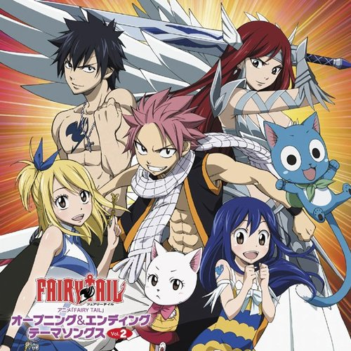 Default fairy tail intro   outro themes vol.2 regular