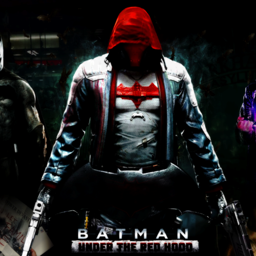 Default batman under the red hood by arkhamnatic d9frqwp