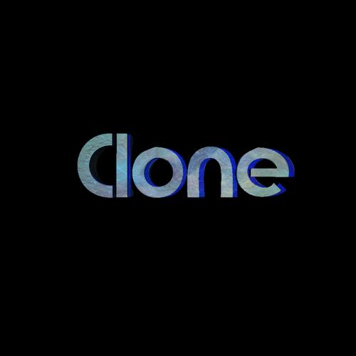 Default clone title treatment