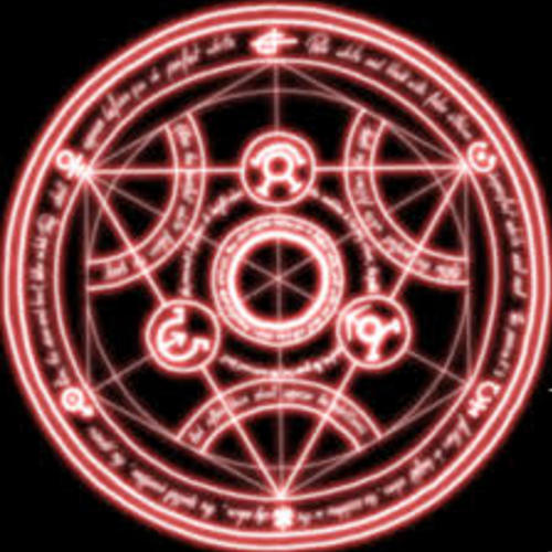 Default fma transmutation circle
