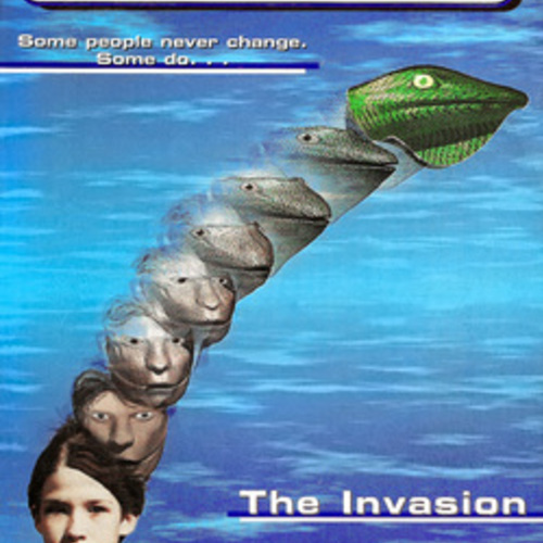 Default the invasion front cover