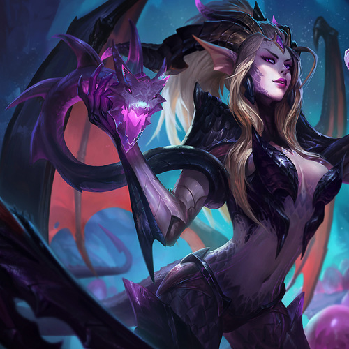 Default dragon sorceress zyra wp