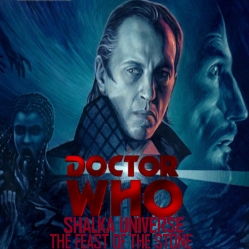 Default shalka cover with text