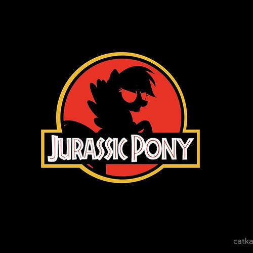 Default jurassic pony logo