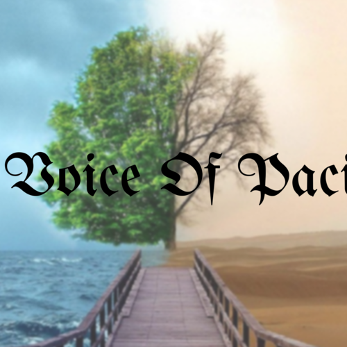 Default the voice of pacifism  1