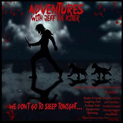 Default adventures with jeff the killer   cover by saphira1994 d6q2y39