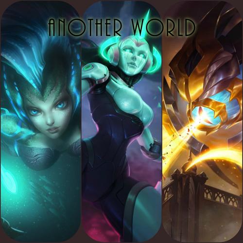 Default another world cast