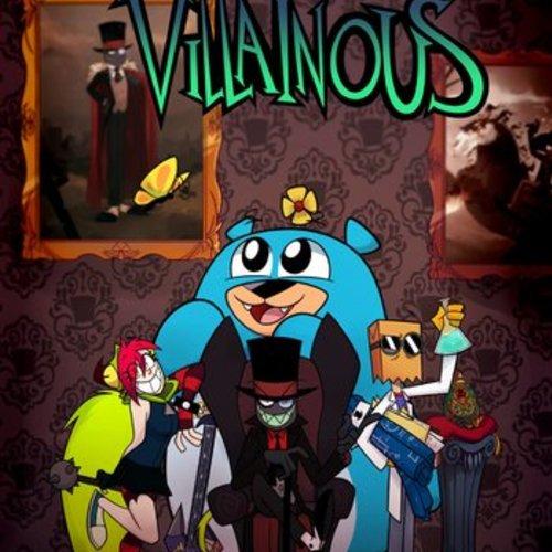 Default villainous poster