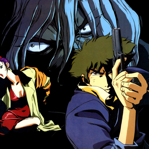 Default cowboy bebop  vicious by djg wp