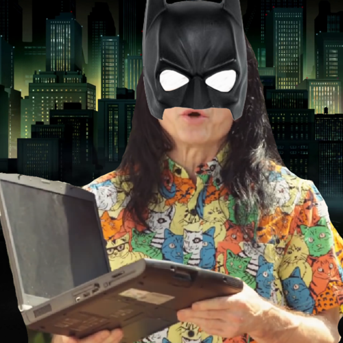 Default batman wiseau