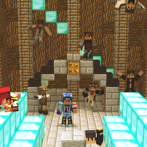 Default novaskin minecraft wallpaper  2