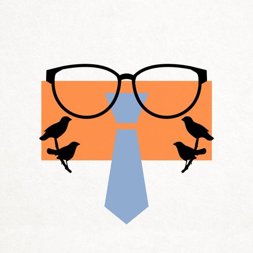Default glasses no text