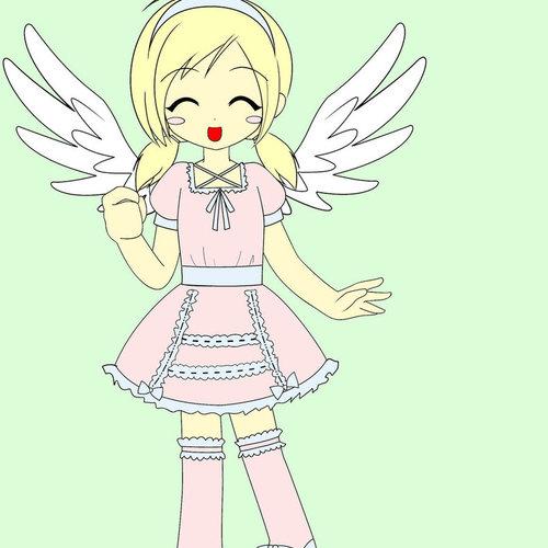 Default angel  maximum ride by fridgewithwingss d4kkzz4