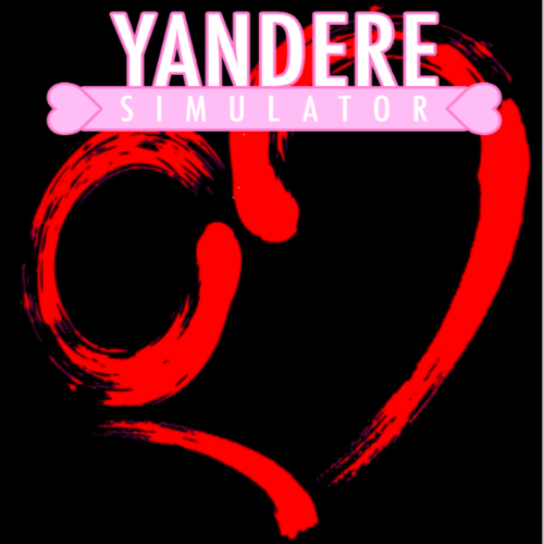 Default yandere simulator the musical logo wip