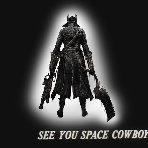 Default see you space cowboy
