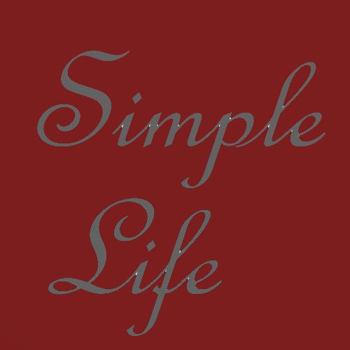 Default simple life logo