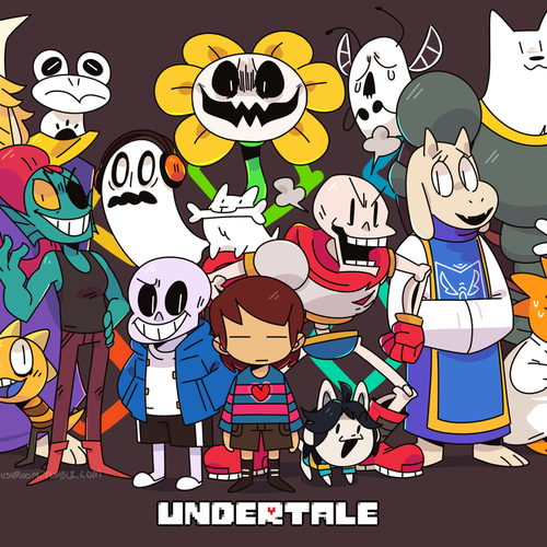 Default undertale by ionic isaac d9ct6b9