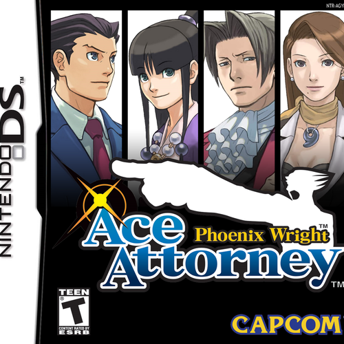 Default phoenix wright  ace attorney ds box art by blair3232 d97i04g