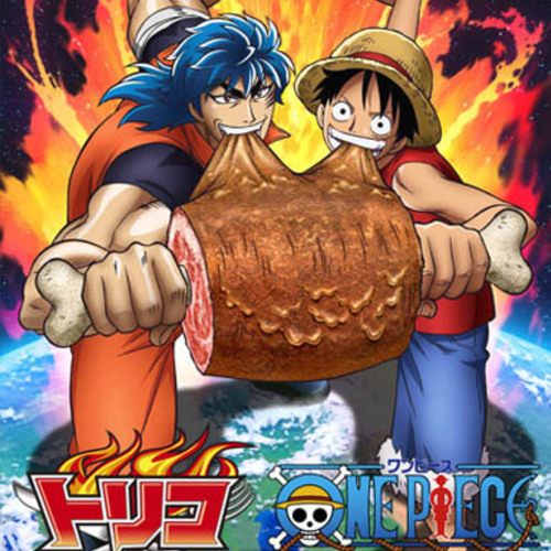 Default toriko x one piece