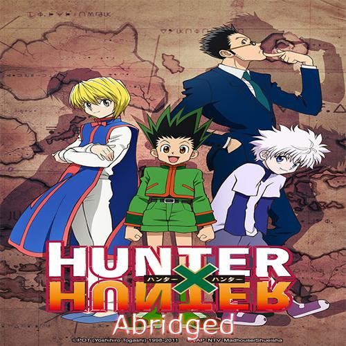 Default hunter x hunter abridged