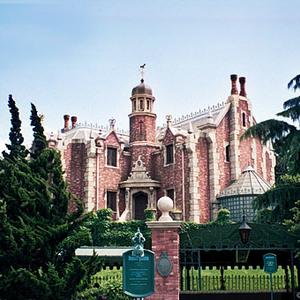 Default haunted mansion tokyo