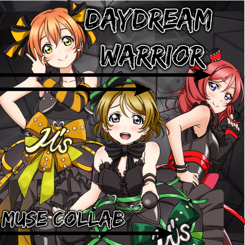 Default dreamer warrior muse collab