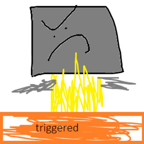 Default triggered gamebot